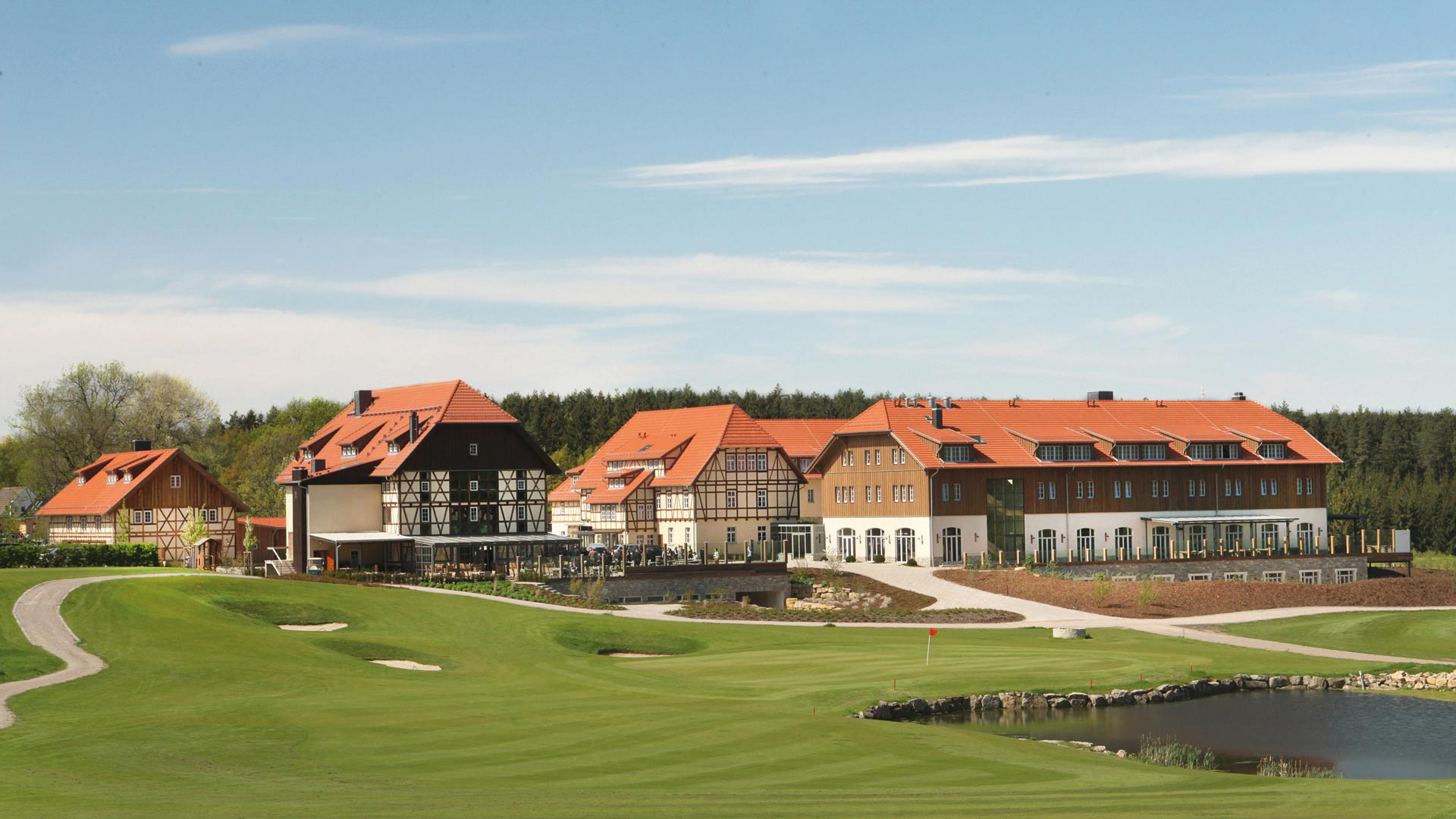Spa & GolfResort Weimarer Land